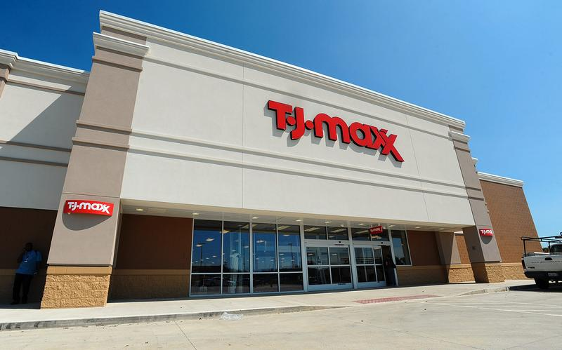 Rick Danzl/The News-Gazette The new TJ Maxx store in Danville Friday August 23, 2013.
